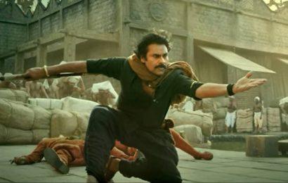 Hari Hara Veera Mallu teaser: Pawan Kalyan promises a visual treat
