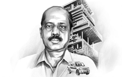 Sachin Hindurao Waze: The man at the centre of Mumbai's world of police, politics and patronage