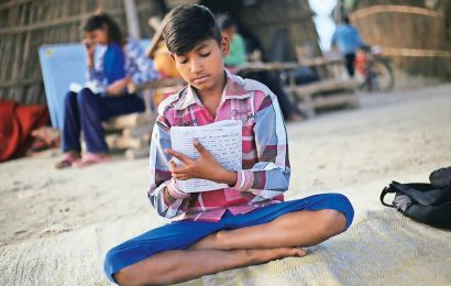 Delhi government schools: 2 yrs apart, these sisters share a smartphone