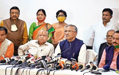 After Rawat, who? A look at four front-runners