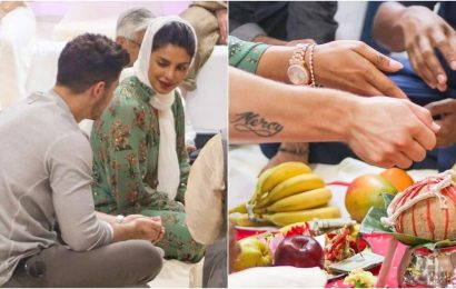 Priyanka Chopra's New York restaurant Sona ready to open doors, holds 'puja'. See pics