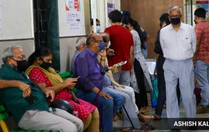 PMC health chief urges locals to be patient as day hit by delays, glitches
