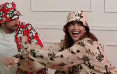 Deepika Padukone, Ranveer Singh are adorable as they twerk together in this goofy video, watch