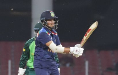 I loved playing attacking game ever since I started holding a bat: Shafali Verma