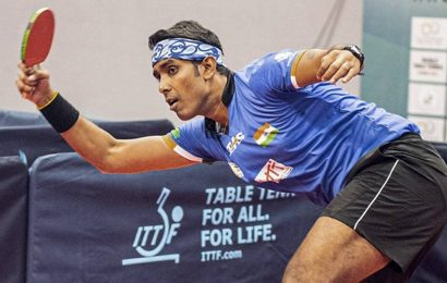 Sharath Kamal becomes first Indian paddler to qualify for Tokyo Olympics