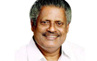 Veteran Kerala Congress leader Skariah Thomas dead