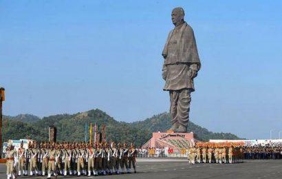 Statue of Unity crosses 50 lakh visitors-mark