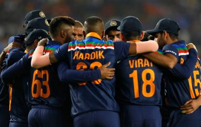 Looking for a V-shaped recovery: India aims to bounce back in England T20I series