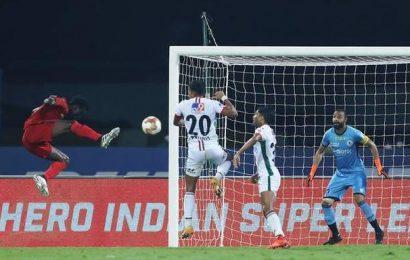 ISL | NEUFC snatches late equaliser