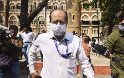 Mukesh Ambani home bomb scare   NIA arrests police officer Sachin Vaze