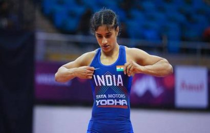 Vinesh Phogat wins gold, reclaims number one rank