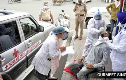 Punjab records 58 Covid deaths, highest in a day this year; 2,319 new cases