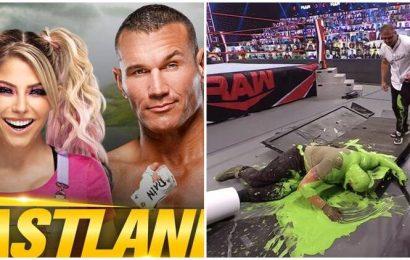 WWE RAW Results: Randy Orton vs Alexa Bliss confirmed, Strowman slimed