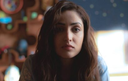 A Thursday: Yami Gautam shares first look as the 'mastermind'. See photo