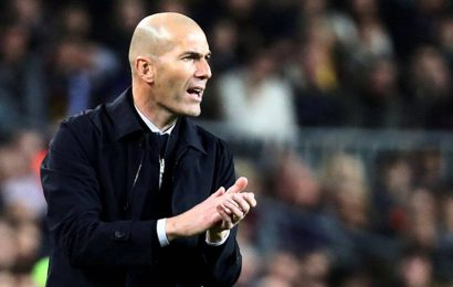 Zinedine Zidane says Liverpool draw not a distraction for Real Madrid