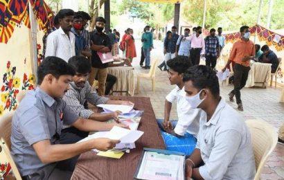 110 children of conservancy workers receive job offers
