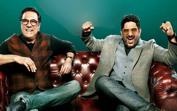 Actors Arshad Warsi and Boman Irani on their upcoming comedy series 'LOL: Hasse Toh Phasse'