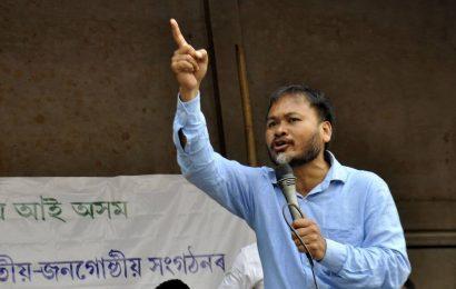 Akhil Gogoi cleared in 1 NIA case