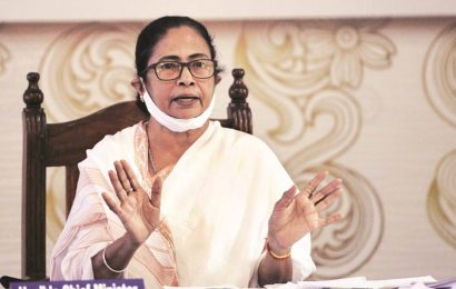 Allow us to purchase vaccines directly with state funds: Mamata in letter to PM Modi