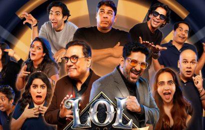 Arshad Warsi, Boman Irani to host LOL Hasse Toh Phasse; Sunil Grover, Cyrus Broacha, Gaurav Gera to compete