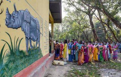 Assam Assembly elections   Anchalik Gana Morcha urges EC to videograph counting process