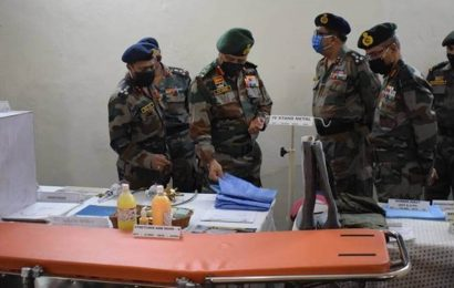 Bihar regiment veterans ensure fellow officer gets timely medical help at Command Hospital in Haryana
