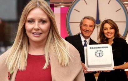 Carol Vorderman details 'precious' items she's kept from Countdown after quitting in 2008