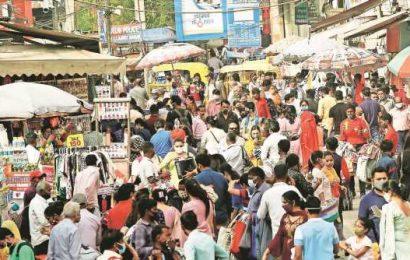 Covid-19 in Delhi: Many markets shut down, others deliberating