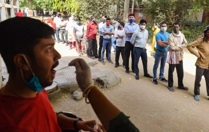 Covid-19 spike: Gurgaon sees more testing, increased micro containment