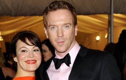 Damian Lewis' tribute to late wife Helen McCrory: 'She was utterly heroic in her illness'