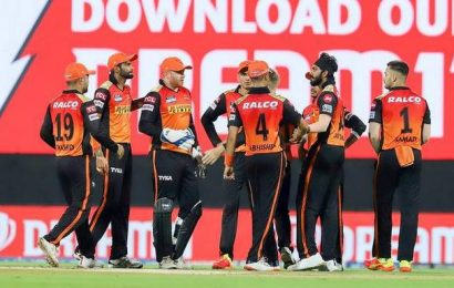 Desperate SRH look for inspiration from Warner for turnaround in fortune