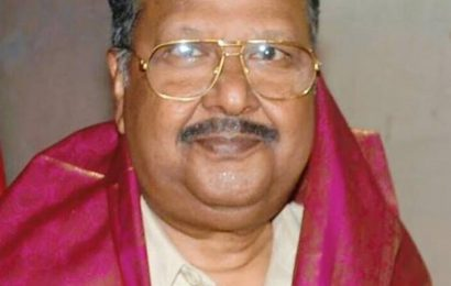 Dyaneswaran passes away