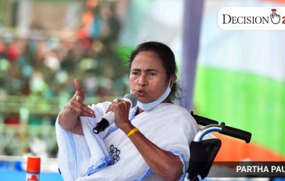 EC rejects TMC's suggestion to club remaining phases of Bengal polls