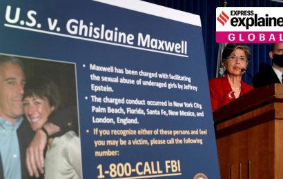 Explained: Who is Ghislaine Maxwell and what are the charges against her?