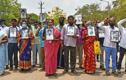 Firing victims' kin demand permanent closure of plant