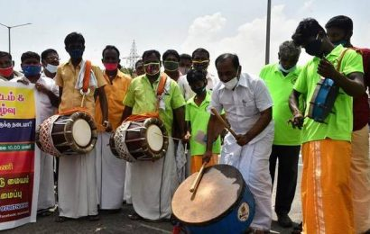 Folk artistes flash SOS to govt.