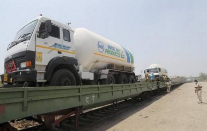 Haryana: Oxygen tanker headed from Panipat to Sirsa goes missing, police files FIR