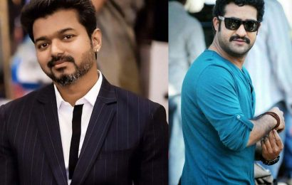 Jr NTR multistarrer with Vijay?