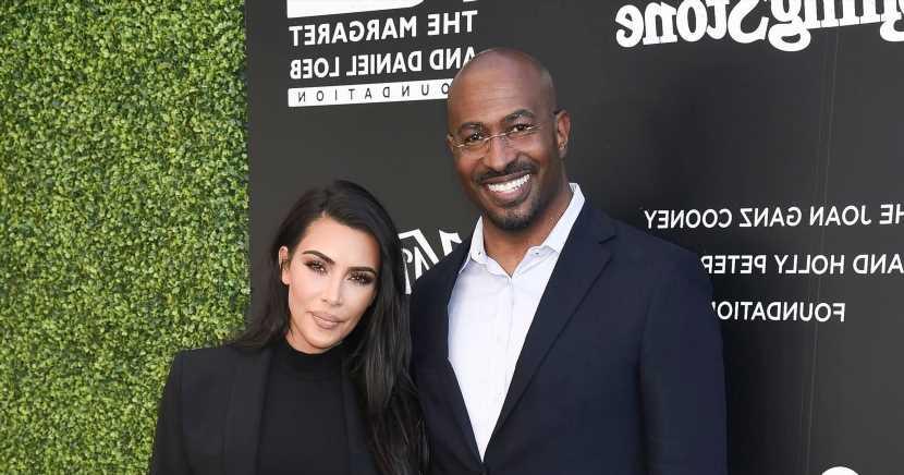 Kim Kardashian linked to CNN star, plus more celeb love news