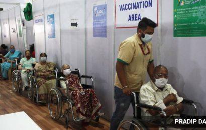 Maharashtra crosses one crore Covid vaccinations
