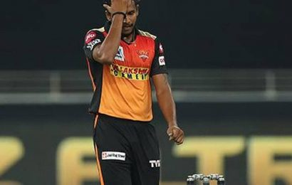 Natarajan out of IPL with knee injury