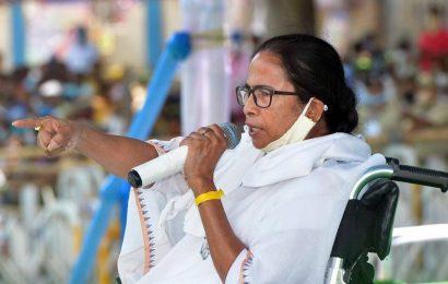 Our oxygen quota diverted to Uttar Pradesh: Mamata Banerjee