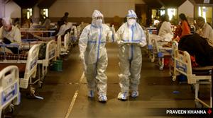 Oxygen shortage rings alarm bells at Delhi's hospitals