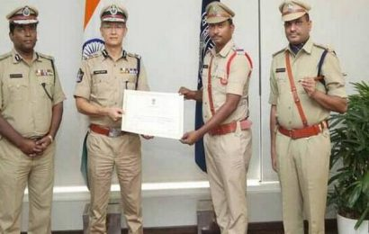 Pedda Kaduburu bags best police station award