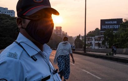 Pune Police uses tweets to highlight cops on duty, life during pandemic