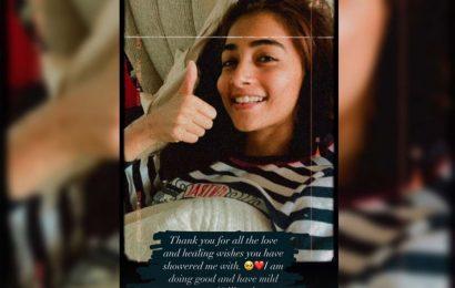 Radhe Shyam girl Pooja Hegde says: Love You