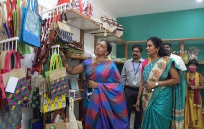 Rural Mart inaugurated
