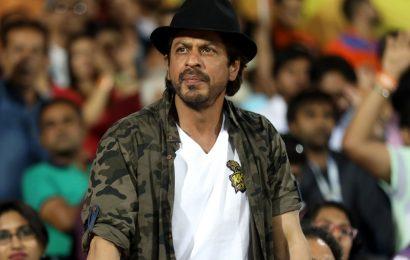 SRK apologises to fans after KKR's flop show