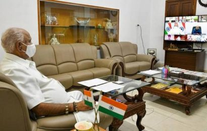 Several healthcare centres may have to be shut if oxygen supply is not increased: Yediyurappa