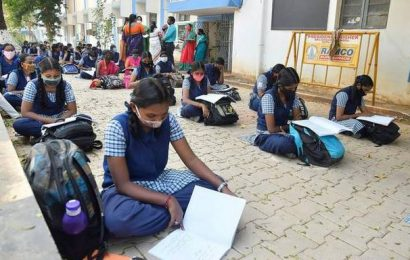 Students worried over lack of clarity on year-end assessment